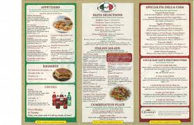 campisi u0027s menu fort worth dineries