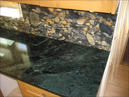 kitchen slate backsplash black slate tile marble countertops