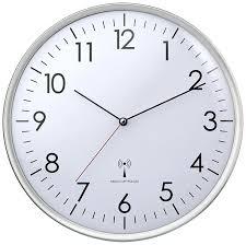 Grose Wohnzimmer Uhren Amazon De Wanduhren Uhren U0026 Wecker Küche Haushalt U0026 Wohnen