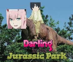 You Re A Towel Meme - semi daily zero two meme 006 you ve heard of darling in the