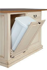 trash cans for kitchen cabinets coffee table cabinet with trash bin kitchen can door garbage