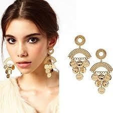 big ear rings big earrings