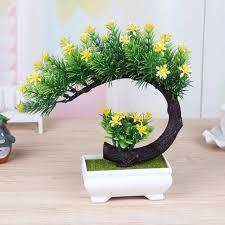 Home Floral Decor 2017 New Artificial Flower Bonsai Tree For Sale Floral Decor