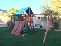 Backyard Adventures Reviews Why You Shouldn U0027t Buy Cheap Swing Sets Online Nj Swingsets