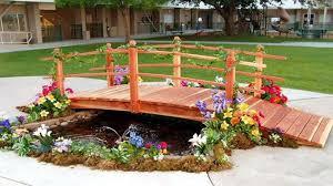Backyard Bridge Most Beautiful Wooden Garden Bridge Design Ideas Youtube