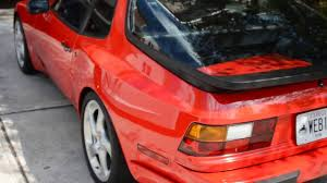 1987 porsche 944 turbo with lindsey racing kit youtube