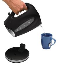 tea kettle black friday aroma 7 cup electric water kettle black target