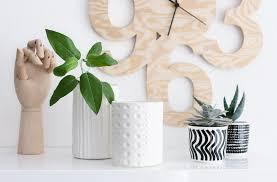 Wohnzimmerm El In Ahorn Nachmachtipp Struktur Vase Aus Modelliermasse Sinnenrausch