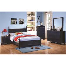 Blue Twin Bed by Full Bed With Cottage Style Design Navy Blue