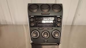 used mazda a c u0026 heater controls for sale