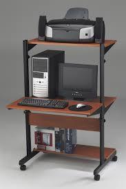 Adjustable Computer Desk Mayline Furniture 8432so Buy Mayline Soho Adjustable Computer Tower