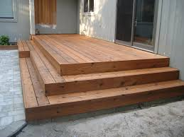 wrap around deck deck wrap around stairs round designs