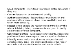 bunch ideas of template letter complaint faulty goods also