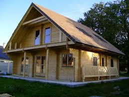 Maison En Bois Interieur Skandinavien Skan Votre Maison En Bois