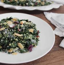 kale salad for thanksgiving kale salad with quinoa cranberries and toasted almonds