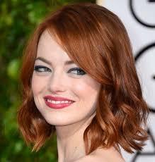 invierno 2016 color de pelo rojo de tendencia tendencias en color de cabello para este 2016