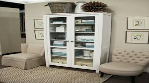 linen cabinet with glass doors bookcase with glass doors ikea white wood linen cabinet linen