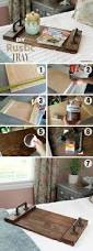 Diy Craft For Home Decor by Best 25 Rustic Crafts Ideas On Pinterest Mason Jar Organizer