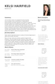Event Manager Resume Sample by Planification D U0027événements Exemple De Cv Base De Données Des Cv