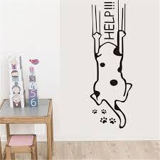 stickers cuisine enfant dessin animé enfant meubles de cuisine cabinet verre stickers maison