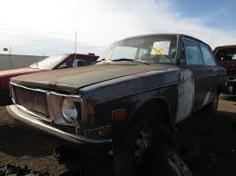 volvo corp junkyard find 1971 volvo 142 the truth about cars