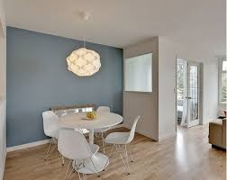 blue accent wall collection in modern dining rooms color and best 25 accent wall