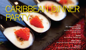 caribbean dinner party caribbean world real estate