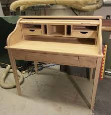 small roll top desk small roll top desk in red oak for a granddaughter by