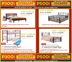 Sofa Bed Uratex Double Cost U Less Office Furniture Manila Furniture Supplier Manila