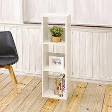 tall narrow shelves wayfair