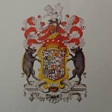 Family Crest Flags Booth Coat Of Arms The Booth Family U2013 Over 1000 Years Of History