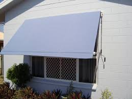 Awnings Townsville Automatic Guide Arm Pivot Arm Fabric And Pulley Blinds