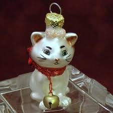 christmas ornament of marie from disney u0027s aristocats