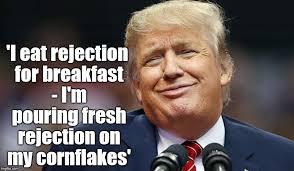 Breakfast Meme - rejection for breakfast imgflip
