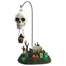 lemax spooky town collection reaper u0027s landing