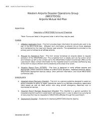 appendix b westdog manual airport to airport mutual aid