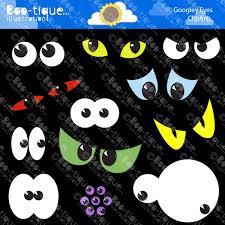 halloween clip art spooky eyes u2013 clipart free download