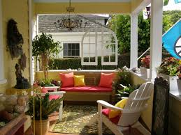 ways to create a welcoming front porch realty times