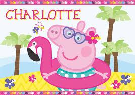 peppa pig personalised gifts u0026 books identity direct