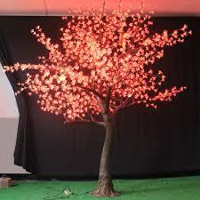 3 0meter 2784leds artificial azalea trees with outdoor lighting