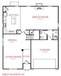 homes floor plans indiana