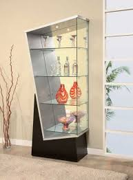 Curio Display Cabinets Uk Crystal Glass Display Cabinet House Decor Ideas Pinterest
