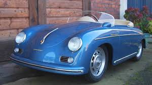 porsche speedster kit car pint sized porsche replicas are perfect for budding enthusiasts