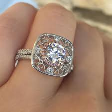 non traditional engagement rings 15 unique engagement rings for the non traditional bride