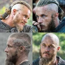 ragnar lothbrok cut his hair ragnar lothbrok hair vikings pinterest ragnar lothbrok hair