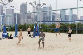 volleyball brooklyn bridge park