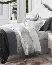 garnet hill signature toile floral flannel bedding garnet hill