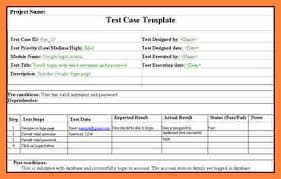 Excel Test Plan Template Testing Plan Template Acceptance Test Plan Click Here To