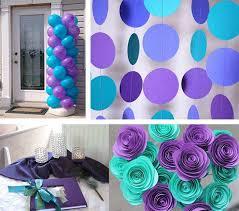 teal wedding decorations emejing teal and purple wedding decorations ideas styles ideas