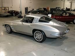 1962 split window corvette chevrolet corvette c2 sting coupe split window high